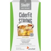 SlimJOY CiderFit STRONG - dryck som minskar aptit och sockersug. Till 10 dagar.