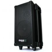 Ibiza 160W Активна портативна система за DJ със СД плейър&USB (PORT-8-MINI)