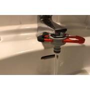 wischmopshop by Axis24 GmbH Gardena Adapter auf Wasserhahn Indoor / Badezimmer Wasserhahn