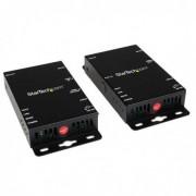 StarTech.com Juego Kit Extensor Vídeo y Audio HDMI por Cat5 RJ45 Control Puerto Serie e IR100m