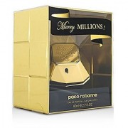 Paco Rabanne Lady Merry Millions Eau de Parfum Spray 2.7 Ounce