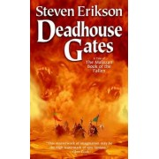 Deadhouse Gates: Book Two of the Malazan Book of the Fallen, Paperback