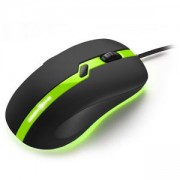 Геймърска мишка Sharkoon SHARK Force Pro Green, 13644