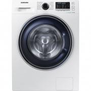 Masina de spalat rufe Samsung Eco Bubble WW80J5545FW, 8kg, 1400rpm, A+++, Display, Alb