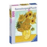Puzzle Van Gogh Sunflowers (1000 Pcs)