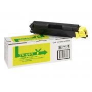 Тонер касета TK 590 Yellow - 5k