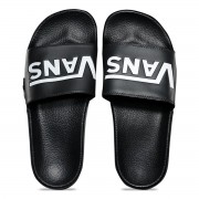 șlapi unisex - MN SLIDE-ON (VANS) BLACK - VANS - V4KIIX6