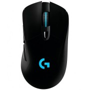 Mouse, LOGITECH G703 Lightspeed, Wireless, Gaming with HERO 16K Sensor (910-005640)