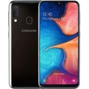 Samsung Galaxy A20e 32GB Dual Sim Negro, Libre C