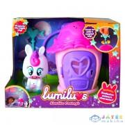 Lumiluvs: Csillagfény Házikó - Pink (Modell-Hobby, LB015A1)