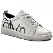 Calvin Sneakers CALVIN KLEIN - Danya E4835 White/Black