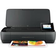 Pisač HP OfficeJet 252 Mobile All-in-One, tintni, multifunkcionalni print/copy/scan, WiFi, USB, N4L16C