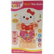 OH BABY BABY 3D LIGHT MUSICAL POWER WITH AUTOMATIC SENSOR HAPPY MEE MEE MULTI COLOR FOR YOUR KIDS SE-ET-379