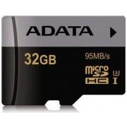 Card de memorie A-DATA, Premier Pro, microSDHC, 32GB, Clasa 10 UHS-I
