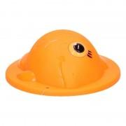 Merkloos Speelgoed zandvorm vis oranje - Action products