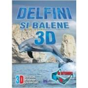 Delfini si balene 3D + ochelari