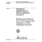 Federal Emergency Management Agency: Weaknesses Exist in the Cerro Grande Fire Assistance Claim Validation Process