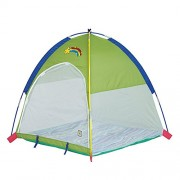 Pacific Play Tents Baby Suite Deluxe Nursery Tent w/1.5-Inch Pad - Green