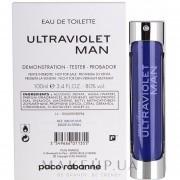 Ultraviolet Men de Paco Rabanne Eau de Toilette 100 ml TESTER(Probador)