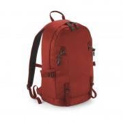 Quadra Rode rugzak/rugtas voor wandelaars/backpackers 20 liter