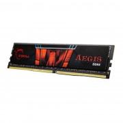 DDR4 4GB (1x4GB), DDR4 2400, CL15, DIMM 288-pin, G.Skill Aegis F4-2400C15S-4GIS, 36mj