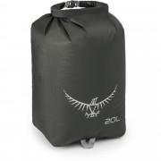 Osprey Ultralight Drysack - Packbeutel - Gr. 20L - grau schwarz / shadow grey - Wasserdicht - 20 l