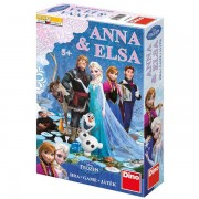 Joc Anna si Elsa in Regatul de Gheata, 2-6 jucatori