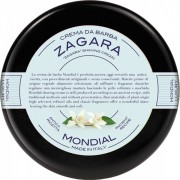Mondial Luxury Shaving Cream Plexi Bowl 150 ml Zagara