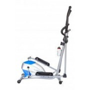 Bicicleta fitness de exercitii Eliptica Techfit Optimuscity 310 Greutate volanta 4 kg Greutate utilizator 100 kg Suport cu bidon apa
