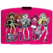 Monster High - bordó uzsonnás doboz