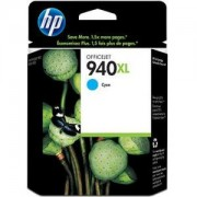 HP 940XL Cyan Officejet Ink Cartridge ( C4907AE ) - HP Officejet Pro 8000,HP Officejet Pro 8500