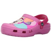 Sandale Crocs fetite Minnie roz