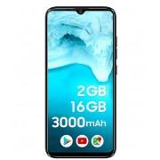 "Telefon mobil iHunt Alien X Lite PRO 2020, Procesor Quad-Core 1.3GHz, Ecran 5.71"", 2GB RAM, 16GB Flash, Camera 8MP, Wi-Fi, 3G, Dual Sim, Android (Negru) + Cartela SIM Orange PrePay, 6 euro credit, 6 GB internet 4G, 2,000 minute nationale si internationale"