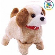 Smiling Laughing Fantastic Funny jumping Puppy / Jumping Dog Toy For kids