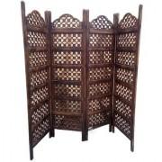 shilpi wooden partition / room divider / screen / seperator