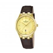 Reloj C4546/2 Café Candino Mujer Classic Timeless Candino