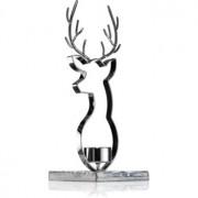 Yankee Candle Nordic Stag portavelas metálico para velas de té