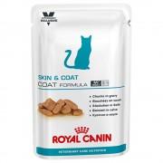 Royal Canin Adult Skin & Coat - Vet Care Nutrition - 12 x 100 g