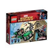 LEGO (LEGO) Super Heroes Spider-Man: Spider cycle Chase 76004