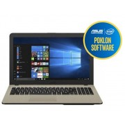 "Laptop ASUS X540NA-DM201T Win10 15.6""FHD AG,Intel DC N3350/4GB/500GB/Intel HD 500"