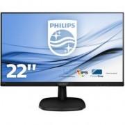 Philips V Line Full HD LCD-monitor 223V7QDSB/00