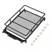 Rodalind-MX T-Power Metal Roof Rack Luggage Carrier For 1/10 Crawler RC Car D90 CC01
