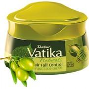 Dabur Vatika Naturals Nourish And Protect Cream - 140g (Pack Of 3)