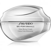 Shiseido Bio-Performance creme antirrugas multi-ativo para iluminar e alisar pele 50 ml