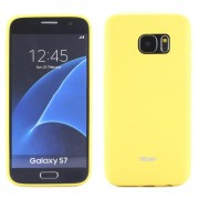 Husa Roar All Day Samsung Galaxy S7 Galben