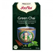 Taoasis GmbH Natur Duft Manufaktur YOGI TEA Green Chai Bio Filterbeutel 17X1.8 g