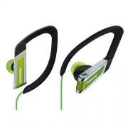 Casti in-ear Panasonic RP-HS200E-G sport Difuzor de 12.4mm Rezistente la apa Negru/Verde