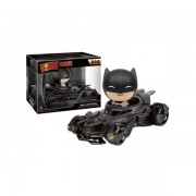 Figurine Batman Vs Superman - Batman & Batmobile Dorbz Rides 15cm