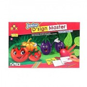 Toysbox DSign Master - Jr. (Vegetables )
