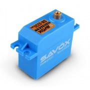 Serwo standard Savox SW-0230MG 60g (8kg/ 0,13sec) wodoodporne